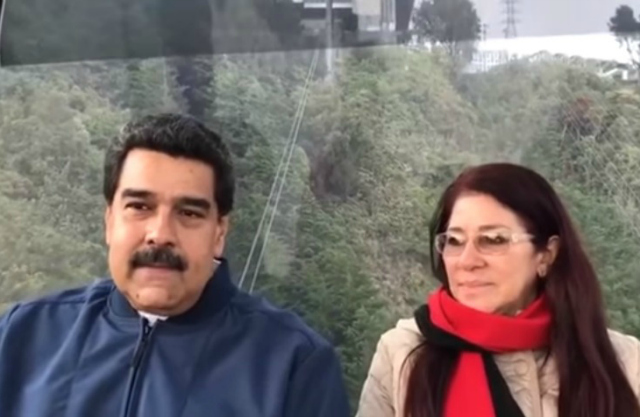 Nicolas-Maduro-Cilia-Flores-waraira-captura-monitoramericas