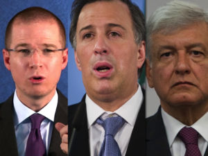 candidatos elecciones México