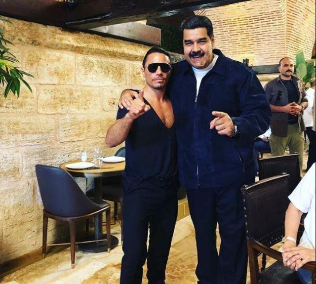 Salt-Bae-Nicolas-Maduro